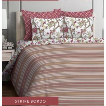 STRIPE BORDO